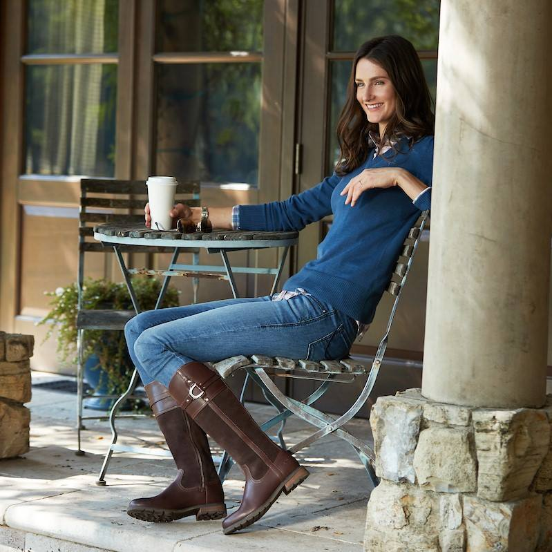 ariat refined English boot