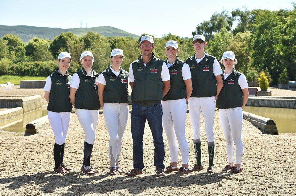 team ireland eventing u18