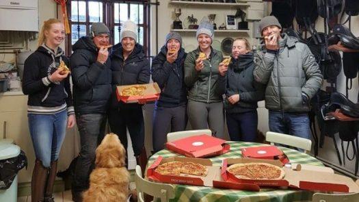 horse n hound pizza day