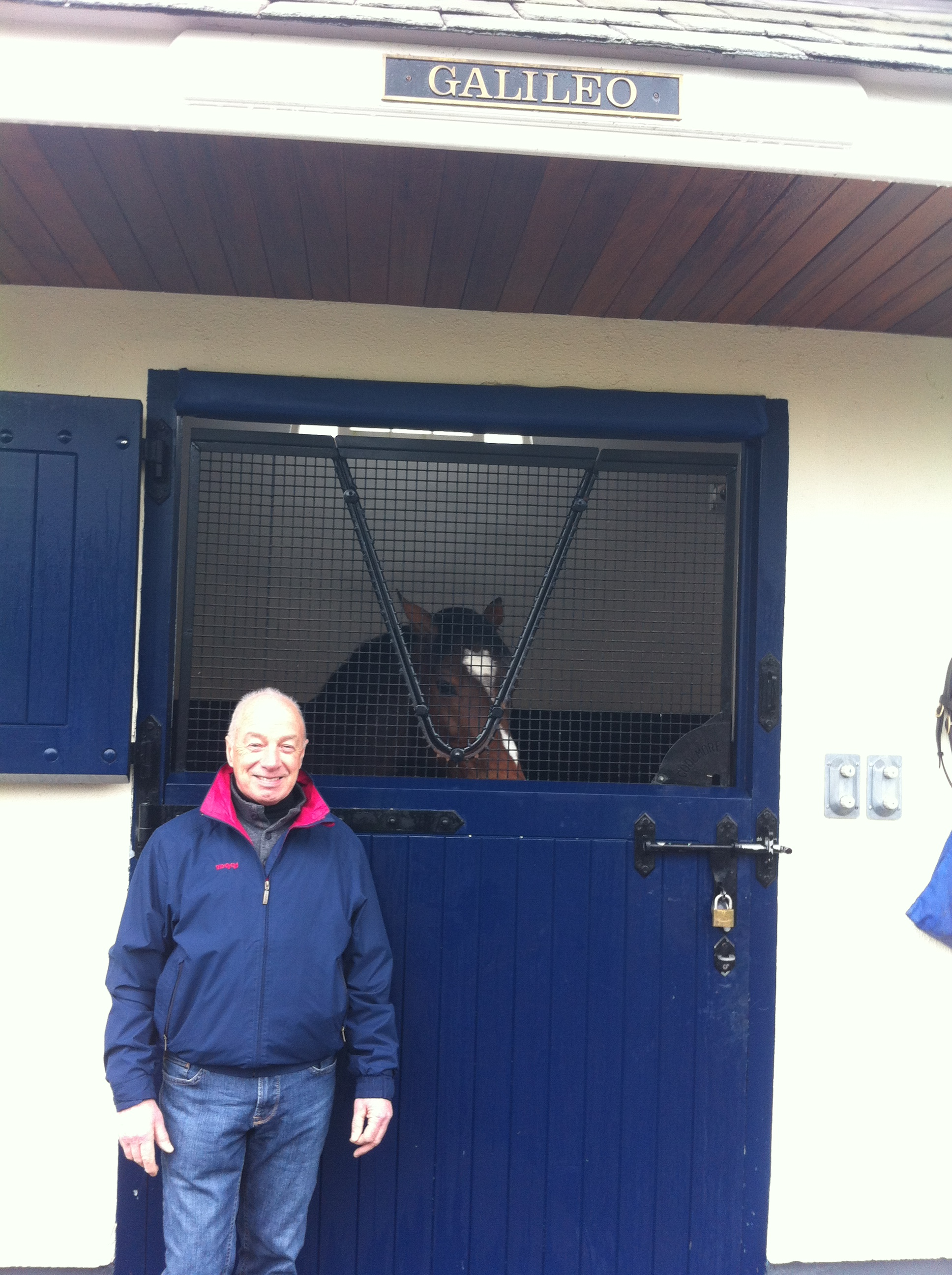 Coolmore Galileo